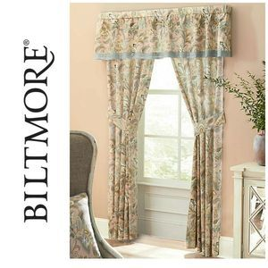 New Biltmore Natalie Valance Window Treatment
